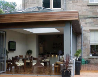 Bi-fold Doors & Windows
